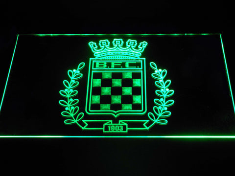 Boavista F.C. LED Neon Sign - Green - SafeSpecial