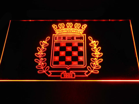 Boavista F.C. LED Neon Sign - Orange - SafeSpecial