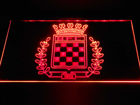 Boavista F.C. LED Neon Sign - Red - SafeSpecial
