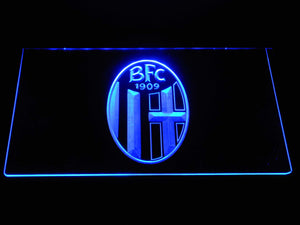 Bologna F.C. 1909 LED Neon Sign - Blue - SafeSpecial