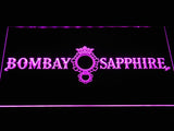 Bombay Sapphire LED Neon Sign - Purple - SafeSpecial