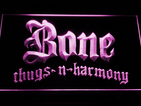 Image of Bone Thugs N Harmony LED Neon Sign - Purple - SafeSpecial