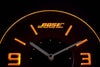 Bose Modern LED Neon Wall Clock - Yellow - SafeSpecial