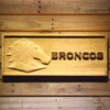 Brisbane Broncos Wooden Sign - Small - SafeSpecial