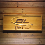 Bud Light Lime Wooden Sign - Small - SafeSpecial