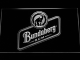 Bundaberg Rum LED Neon Sign - White - SafeSpecial
