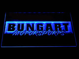 Bungart Motorsports LED Neon Sign - Blue - SafeSpecial