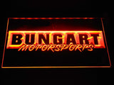 Bungart Motorsports LED Neon Sign - Orange - SafeSpecial