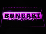 Bungart Motorsports LED Neon Sign - Purple - SafeSpecial