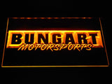 Bungart Motorsports LED Neon Sign - Yellow - SafeSpecial