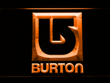 Burton LED Neon Sign - Orange - SafeSpecial