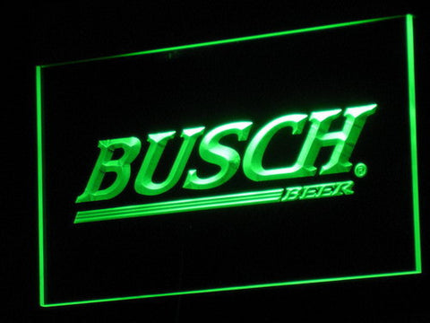 Busch LED Neon Sign - Green - SafeSpecial