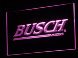 Busch LED Neon Sign - Purple - SafeSpecial