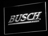 Busch LED Neon Sign - White - SafeSpecial