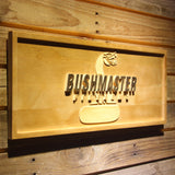 Bushmaster Wooden Sign - - SafeSpecial