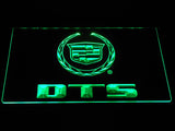 Cadillac DTS LED Neon Sign - Green - SafeSpecial