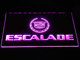 Cadillac Escalade LED Neon Sign - Purple - SafeSpecial