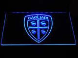 Cagliari Calcio LED Neon Sign - Blue - SafeSpecial
