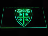 Cagliari Calcio LED Neon Sign - Green - SafeSpecial
