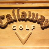 Callaway Wooden Sign - - SafeSpecial