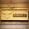 Canbera Raiders Wooden Sign - Small - SafeSpecial