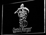 Captain Morgan LED Neon Sign - White - SafeSpecial
