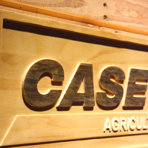 Case IH Agriculture Wooden Sign - - SafeSpecial