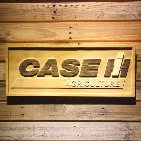 Image of Case IH Agriculture Wooden Sign - Small - SafeSpecial