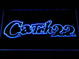 Catch 22 LED Neon Sign - Blue - SafeSpecial