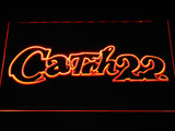 Catch 22 LED Neon Sign - Orange - SafeSpecial