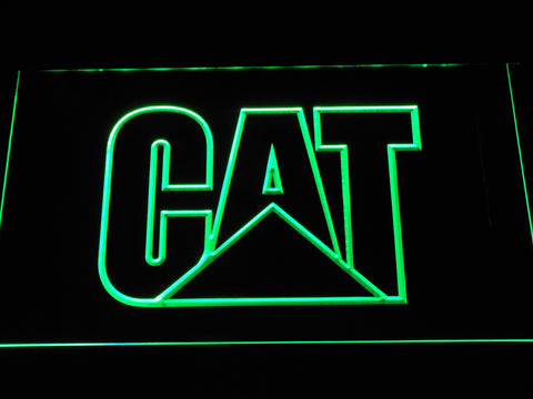 Image of Caterpillar LED Neon Sign - Green - SafeSpecial