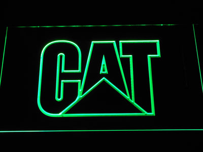 Caterpillar LED Neon Sign - Green - SafeSpecial