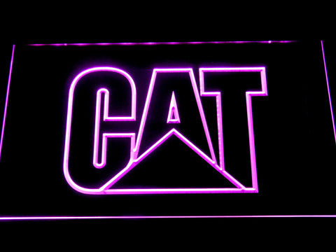 Image of Caterpillar LED Neon Sign - Purple - SafeSpecial