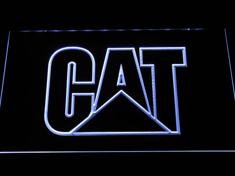 Image of Caterpillar LED Neon Sign - White - SafeSpecial