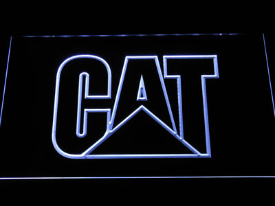 Caterpillar LED Neon Sign - White - SafeSpecial