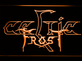 Celtic Frost LED Neon Sign - Orange - SafeSpecial