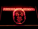 Chance the Rapper LED Neon Sign - Red - SafeSpecial