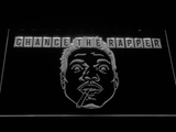 Chance the Rapper LED Neon Sign - White - SafeSpecial