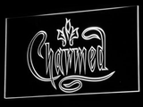 Charmed LED Neon Sign - White - SafeSpecial