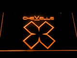 Chevelle LED Neon Sign - Orange - SafeSpecial
