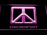 Chickenfoot LED Neon Sign - Purple - SafeSpecial