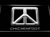 Chickenfoot LED Neon Sign - White - SafeSpecial