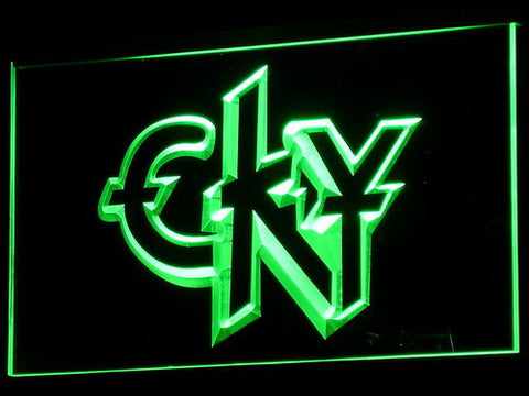 CKY LED Neon Sign - Green - SafeSpecial