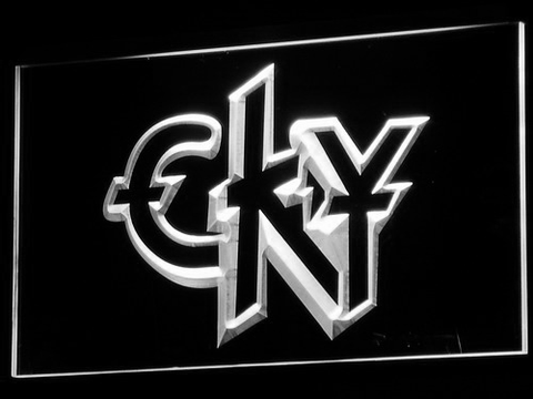 CKY LED Neon Sign - White - SafeSpecial
