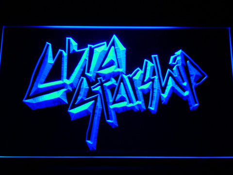 Image of Cobra Starship LED Neon Sign - Blue - SafeSpecial