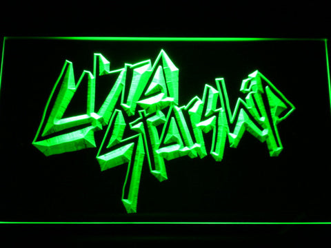 Image of Cobra Starship LED Neon Sign - Green - SafeSpecial