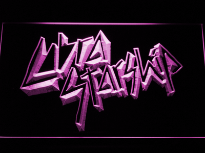 Cobra Starship LED Neon Sign - Purple - SafeSpecial