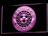 Colorado Rapids LED Neon Sign - Legacy Edition - Purple - SafeSpecial