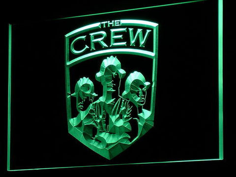 Columbus Crew SC LED Neon Sign - Legacy Edition - Green - SafeSpecial