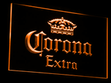 Corona Extra LED Neon Sign - Orange - SafeSpecial